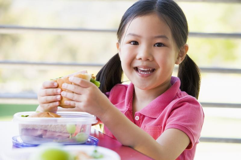 早餐:聰明與健康孩子必備