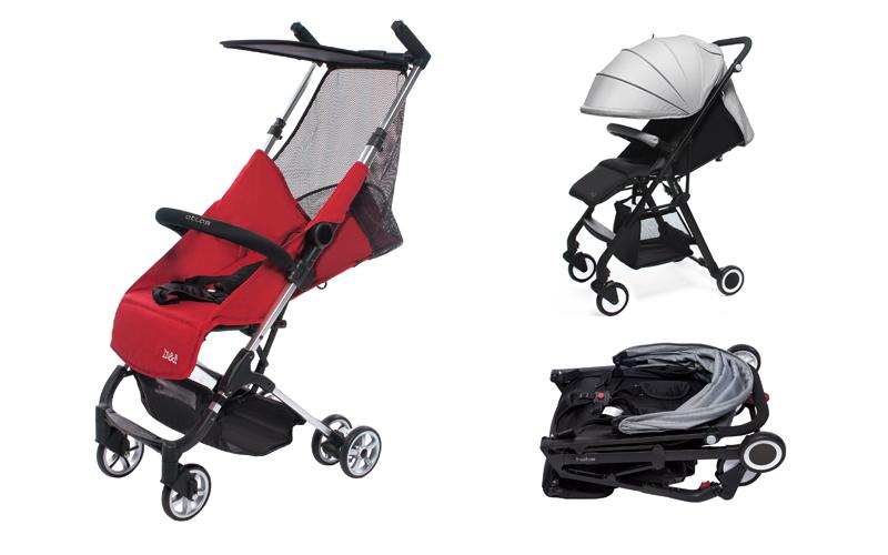 【帶得上機艙】3款旅行用嬰兒手推車大比併 (2019最新型號)
