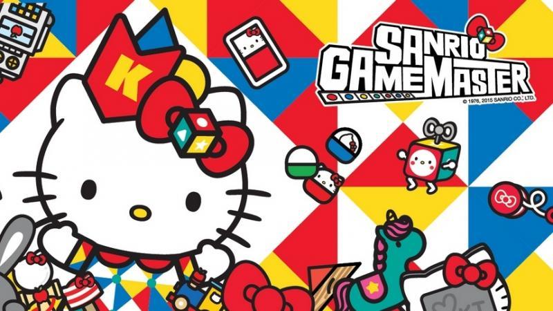 Hello Kitty、麥嘜、超級英雄集合 暑假好玩下半場開波!