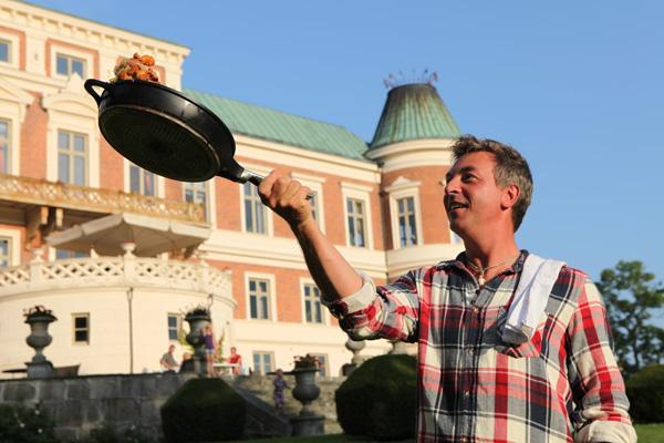 英、瑞、印名廚雲集 傳授各國料理