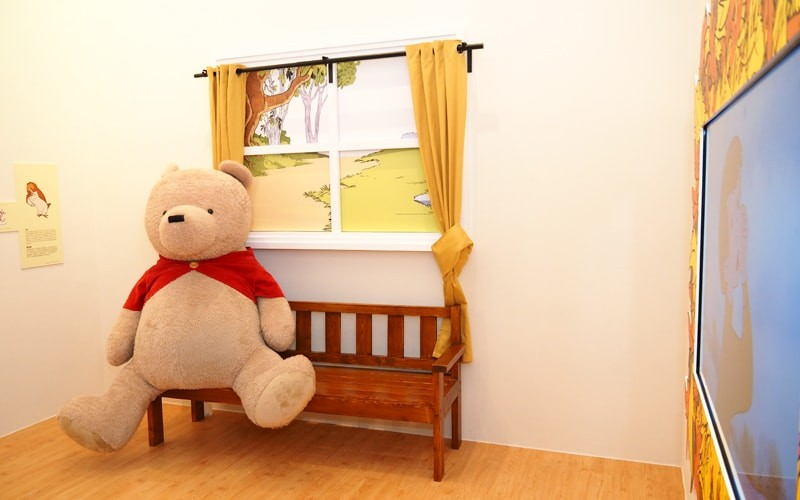 【多圖】粉絲必到!「小熊維尼:友你友我」展覽
