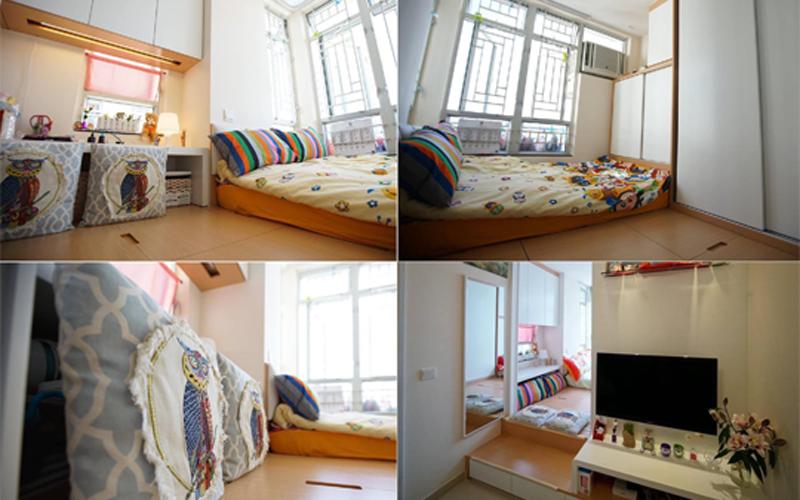 7招提升家居空間感 大型組合櫃有壓迫感 善用鏡材達空間延伸