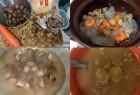 【坐月食譜】養胃健脾:栗子核桃雪耳湯