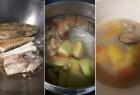 【坐月食譜】上奶湯水:牛鰍魚木瓜花生湯