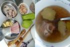 【坐月食譜】上奶湯水:鮮淮山合掌瓜魚尾湯