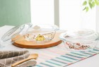 【Hello Kitty 布甸狗粉絲必搶!】買賀年禮盒即送可愛實用Sanrio玻璃焗盤