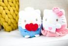 【情人節禮物2020】Hello Kitty & Dear Daniel公仔為你傳遞專屬心意