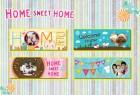 載譽歸來!即訂Home Sweet Home祝福語相片!