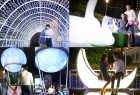 【中秋去荃灣】4大浪漫打卡位:星空隧道、月亮熱氣球、月光星湖、夢幻兔花園