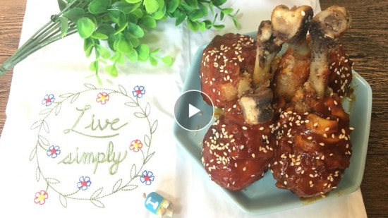【Cooking TV】韓風棒棒雞